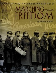 Cover of: Marching toward freedom | Virginia Schomp