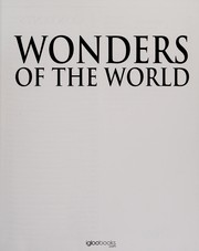 Cover of: Wonders of the world |