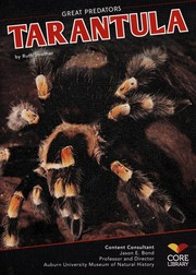 Cover of: Tarantula | Ruth Strother
