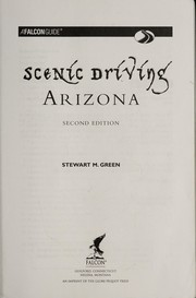 Cover of: Scenic driving Arizona