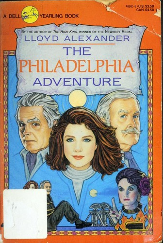 PHILADEPHIA ADVENTURE, THE by Lloyd Alexander