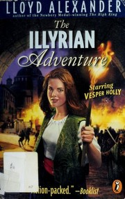 Cover of: The Illyrian Adventure | Lloyd Alexander