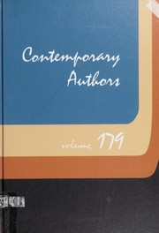 Cover of: Contemporary authors | Scot Peacock, editor.