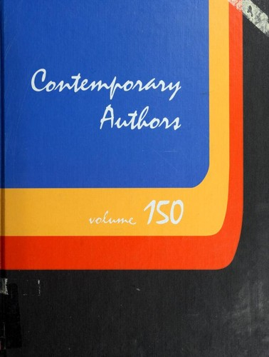 Contemporary Authors (Vol. 150) by Kathleen J. Edgar