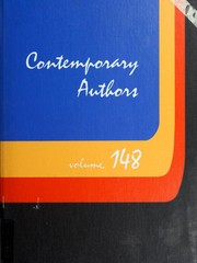 Cover of: Contemporary authors