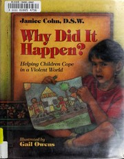 "Cover of: ""Why did it happen?"" 