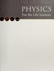 Cover of: Physics for the life sciences | Martin Zinke-Allmang