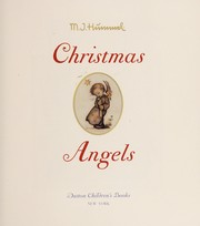 Cover of: Christmas angels | Maria Innocentia Hummel