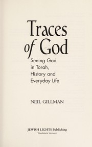 Cover of: Traces of God | Neil Gillman