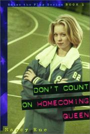 Cover of: Don't count on homecoming queen
