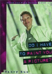 Cover of: Do I have to paint you a picture?