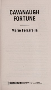 Cover of: Cavanaugh fortune | Marie Ferrarella