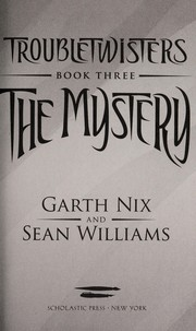 Cover of: The mystery | Garth Nix
