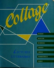 Cover of: Collage | Lucia F. Baker