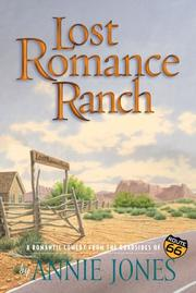 Cover of: Lost Romance Ranch
