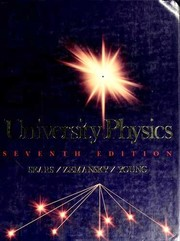 Cover of: University physics