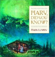 Cover of: Mary, Did You Know?: The Story of God's Great Plan
