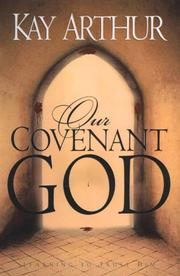Cover of: Our Covenant God: Learning to Trust Him