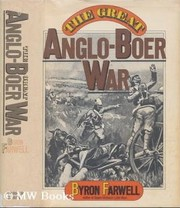 Cover of: The Great Anglo-Boer War
