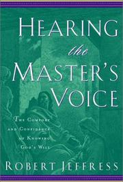 Cover of: Hearing the Master's Voice