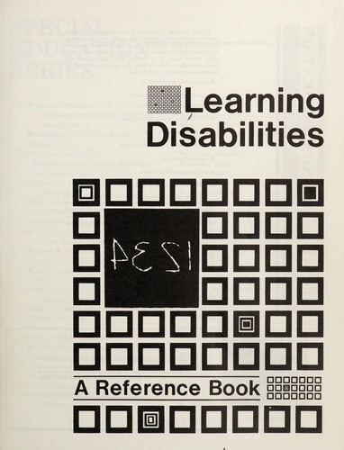 Learning disabilities by