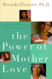 Cover of: The power of mother love