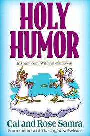 Cover of: Holy Humor (The Holy Humor Series) | Cal Samra