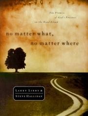 Cover of: No matter what, no matter where