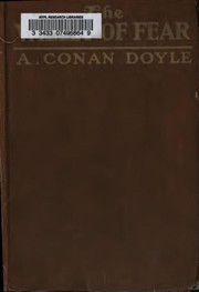 Cover of: The Valley of Fear | Arthur Conan Doyle
