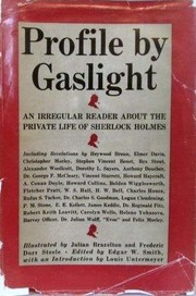 Cover of: Profile by Gaslight