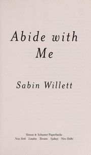 Cover of: Come home to me | Sabin Willett