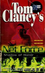 Cover of: Shadow of Honor (Tom Clancy's Net Force; Young Adults, No. 8) |