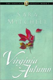 Cover of: Virginia autumn