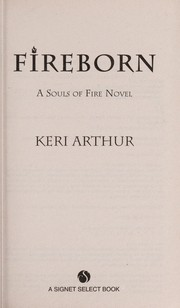 Cover of: Fireborn