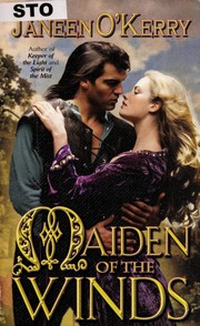 Cover of: Maiden of the winds | Janeen O'Kerry