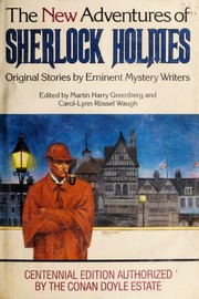 Cover of: The New Adventures of Sherlock Holmes