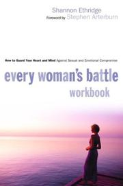 Every Womans Battle Workbook