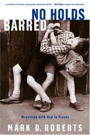 Cover of: No Holds Barred | Mark D. Roberts