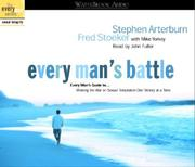 Cover of: Every Man's Battle Audio (Every Man)