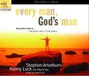 Cover of: Every Man, God's Man Audio (Every Man)