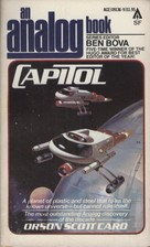 Cover of: Capitol | Orson Scott Card