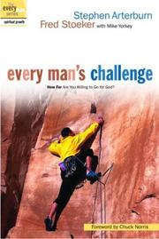 Cover of: Every Man's Challenge: How Far Are You Willing to Go for God? (The Every Man Series)