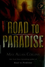 Cover of: Road to paradise | Max Allan Collins