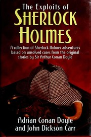 Cover of: The Exploits of Sherlock Holmes