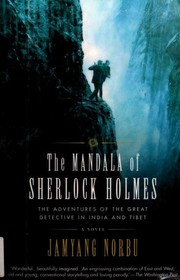 Cover of: The Mandala of Sherlock Holmes | Jamyang Norbu