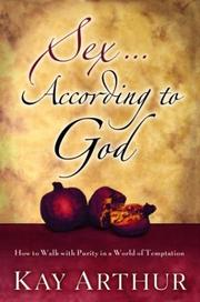 Cover of: Sex According to God