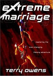 Cover of: Extreme marriage | Terry Owens