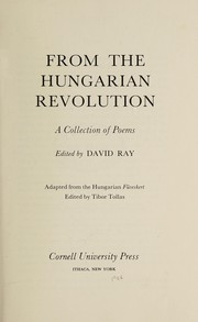 Cover of: From the Hungarian Revolution