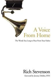 Cover of: A Voice from Home | Rich Stevenson