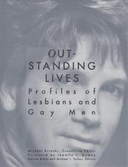 Cover of: Outstanding Lives |